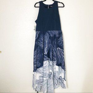 Hutch high low dress new with tags